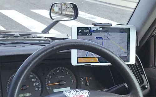 DiDiはタクシー運転者向けアプリも提供