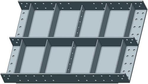 図1■ 補強リブを含めても床版厚は20cm