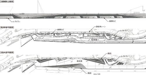 図2■ 1階の躯体内部は駐車場として活用