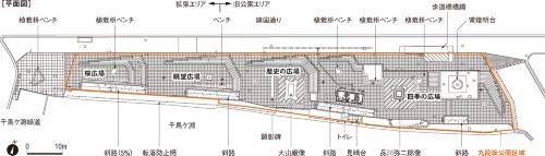 図1■ バリアフリールートを確保