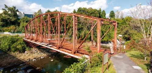 森村橋の解体から復元まで
