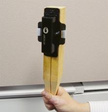 小型化に成功した量産試作機(写真:ジェイアール西日本コンサルタンツ)