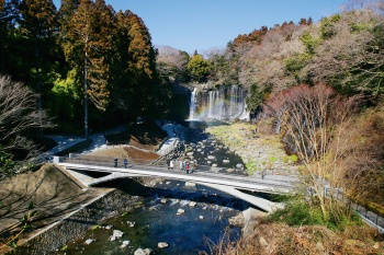 滝見橋(静岡県富士宮市)