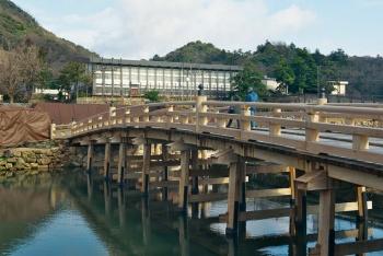 擬宝珠橋(鳥取市)