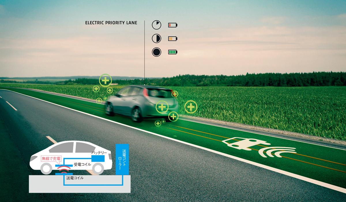 アルミホイル 感電 給電設備 死体 路面充電に関連した画像-02