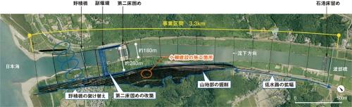 図1■ 総事業費1200億円のプロジェクトの一角を担う