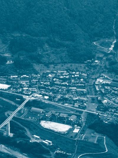 川辺川ダムの建設で水没する予定だった熊本県五木村。代替地への移転はほぼ完了している(写真:国土交通省九州地方整備局川辺川ダム砂防事務所)