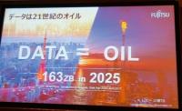 富士通研究所 研究公開時のスライド