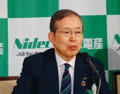 日本電産の永守重信氏は「月単位でこれほどの落ち込みは46年間経営していて初めて」と語る