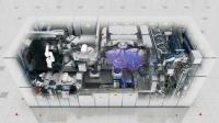 オランダASMLのEUV向け露光装置「NXE:3400B」のイメージ