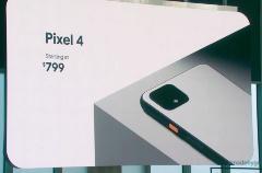 発表会「Made by Google」で「Pixel 4」を発表(出所:公式動画をキャプチャーした画像)