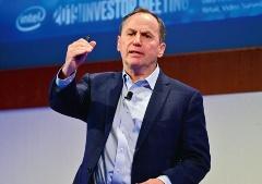 Intel CEOのRobert Swan氏