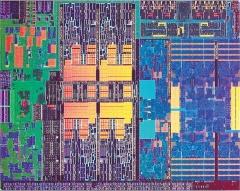 Tiger Lakeのダイ(写真:Intel)