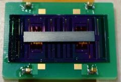 東京大学 年吉研究室のMEMS振動発電素子の例(写真:日経クロステック)