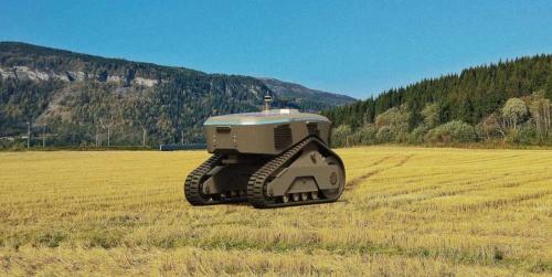 図1 トラクターを電動化・自動化