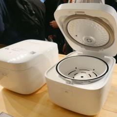 日本でも発売する「Mi IH炊飯器」