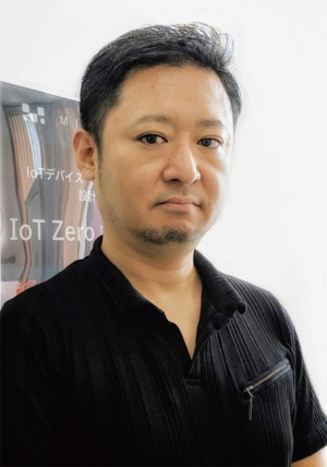 藤岡 淳一氏(ふじおか・じゅんいち)