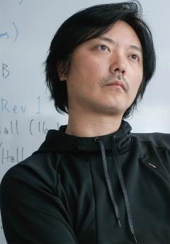 富岡 仁氏(とみおか・じん)