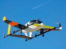 (a)Aurora Flight Sciencesの機体
