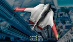 (e)Pipistrelのコンセプト機