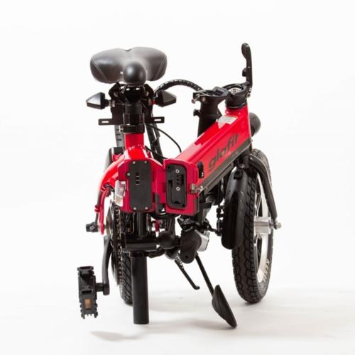 折り畳んだglafitバイク GFR-01