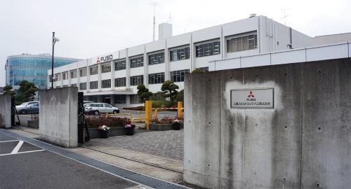 図1 三菱ふそうトラック・バスの川崎工場