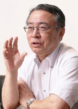 藤村俊夫氏