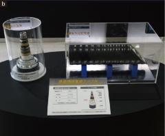 図1 超電導ケーブル