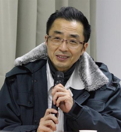 図1 宇宙航空研究開発機構(JAXA)の岡田匡史氏