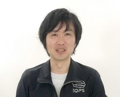 図1 QPS研究所代表取締役CEO(最高経営責任者)の大⻄俊輔氏