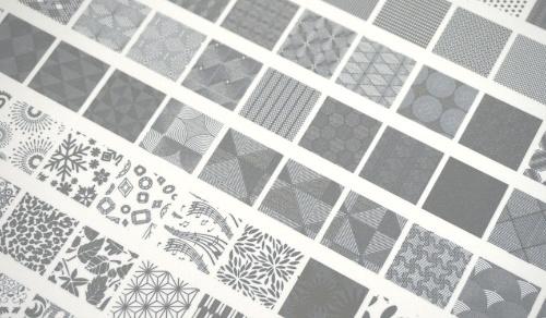 図1 ミマキエンジニアリングのメタリック印刷技術