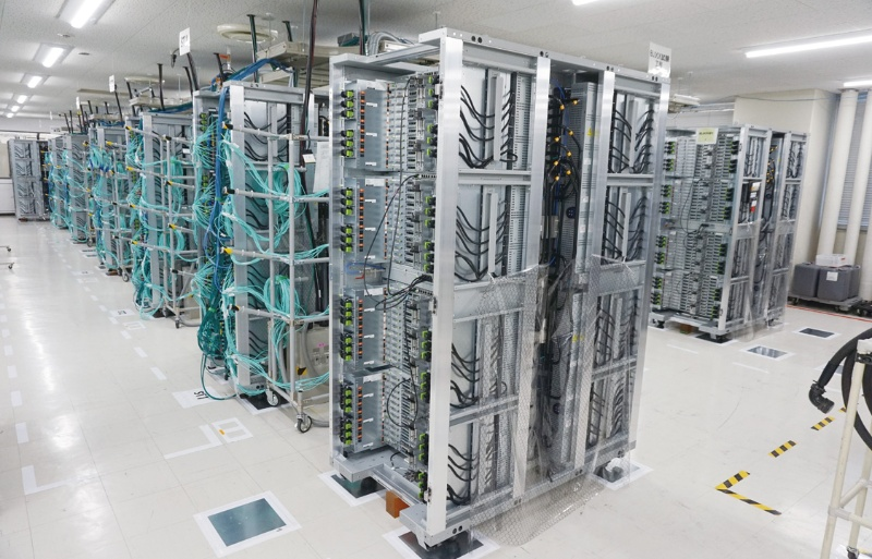 富岳 スーパー コンピューター