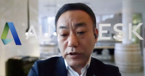 オートデスク技術営業本部長の加藤久喜氏