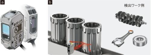 図1 反射型光電センサー「E3AS-HL」シリーズ