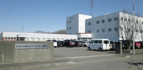 図1 レトロフィットIoTを進める京都セミコンダクターの恵庭事業所
