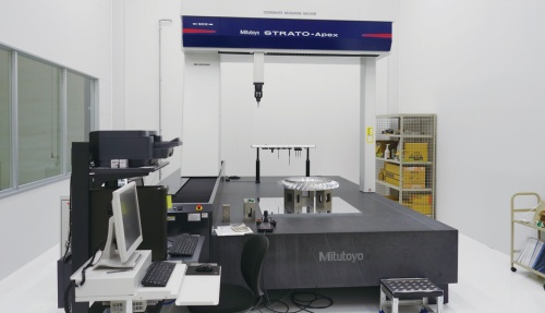 図16 ミツトヨの3D計測器