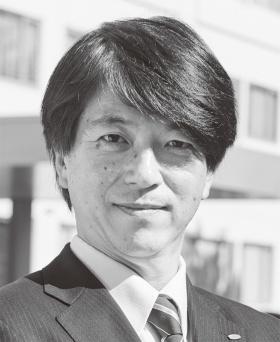 岡本青史 氏