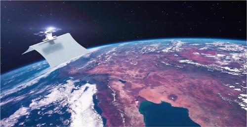 図1 カペラスペース初のSAR衛星Capella 1
