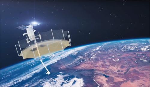 図3 衛星コンステレーションに使われるCapella 2