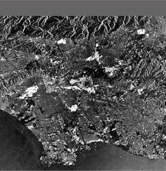 図2 SEASATが撮像した画像