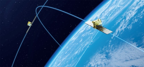 図3 StriX衛星のCGイメージ