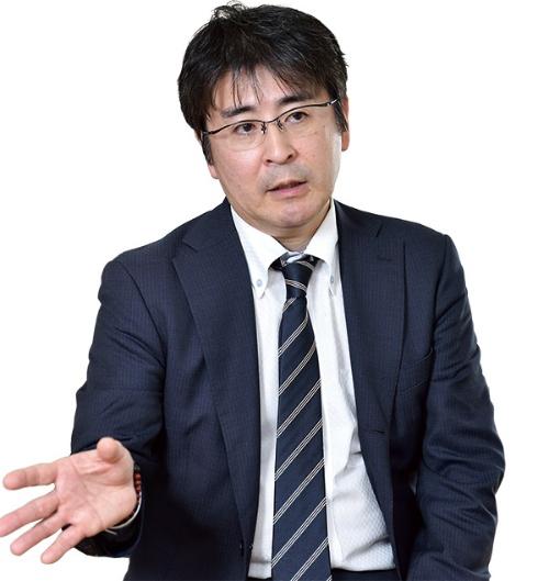 澤田洋祐氏