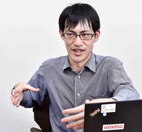 松井祐樹氏