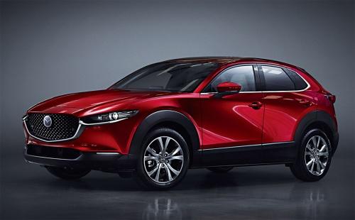 図1 マツダの新型SUV「CX-30」
