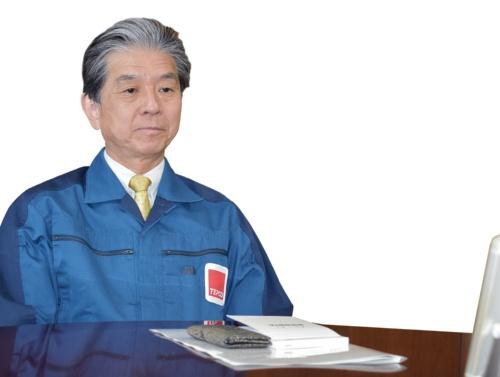 小野 明氏