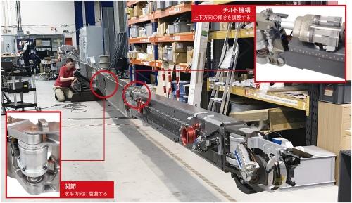図1 ロボットアーム