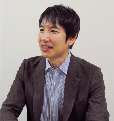 写真5●東京工業大学 准教授の松浦 知史氏