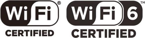 図1●Wi-Fi認証のロゴ
