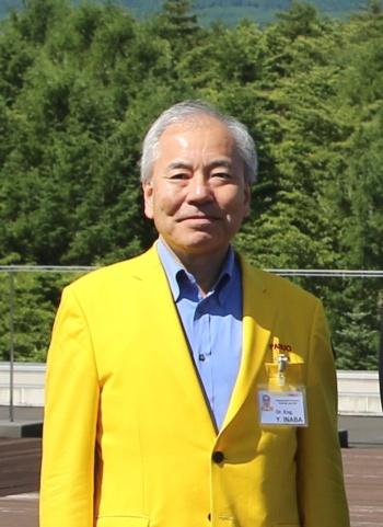 ファナック 代表取締役会長 兼 CEOの稲葉善治氏