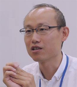 ライフロボティクス創業者の尹祐根氏
